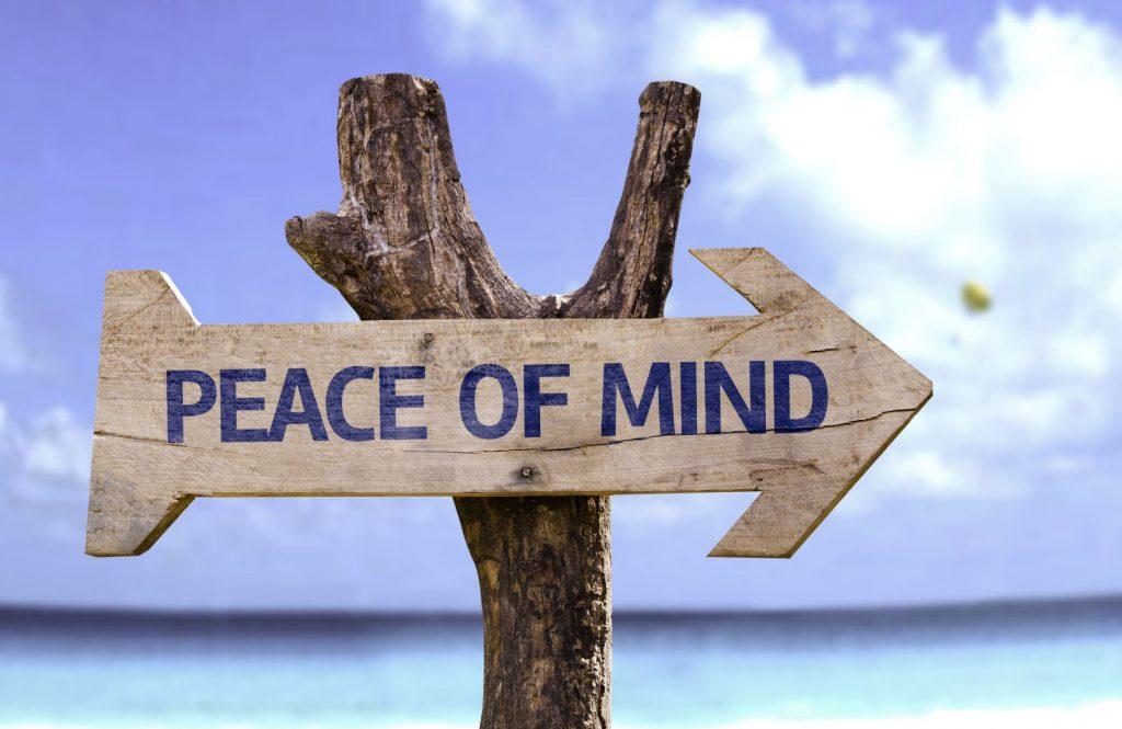 Peace of Mind image